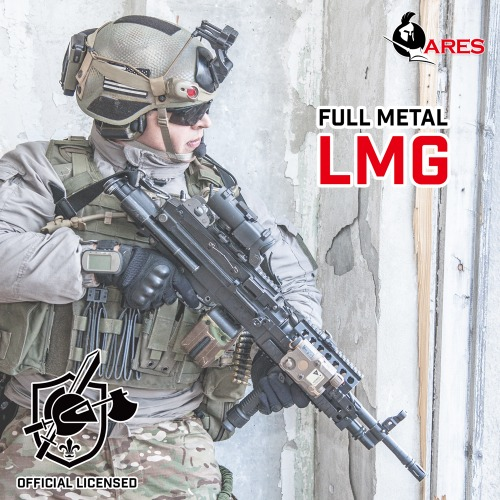KAC LMG Stoner / 2020 Version (Full Metal)
