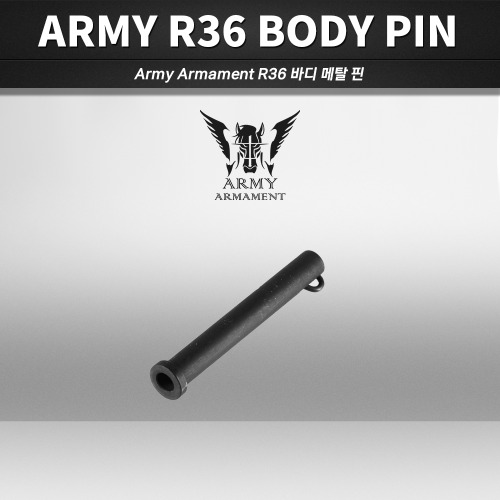ARMY R36(G36) Body Pin