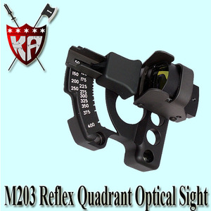 Reflex Quadrant Optical Sight