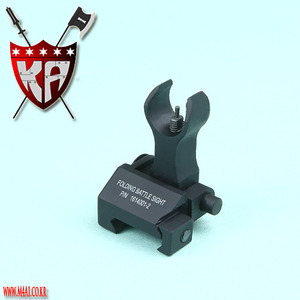 Folding Battle Front Sight / Troy Type