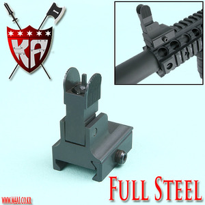 Flip-up sight / Full Steel
