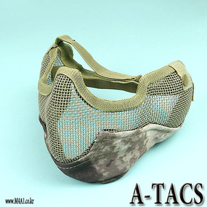 Double Mesh Mask / A-ATCS