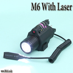 M6 With Laser Point (Cree)