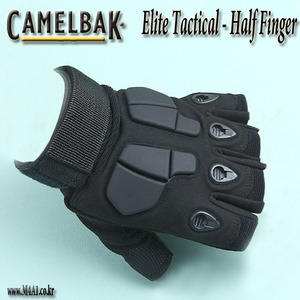 Elite Tactical Half Finger / BK