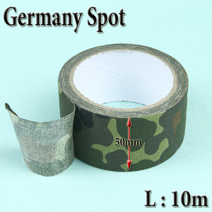 Military Camo Cloth Tape / Germany Spot