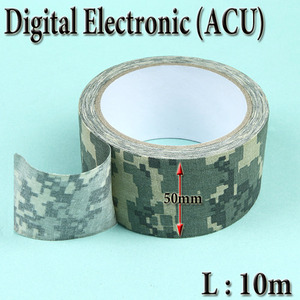 Military Camo Cloth Tape / ACU