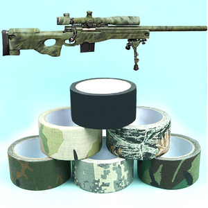 Military Camo Cloth Tape Set