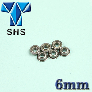 Ball Bearing Bushing / 6mm