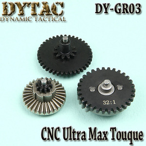 CNC Ultra Max Torque Gear Set  / 32 : 1