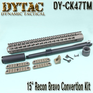 "15"" RECON BRAVO Convertion Kit / DE"