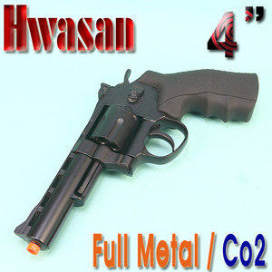 Full Metal Revolver Co2 / 4""