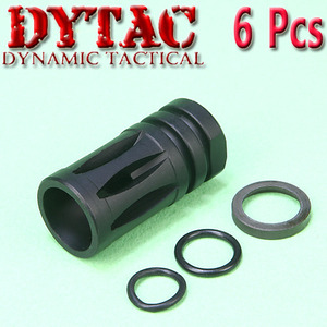 Dytac Flash Hider(6 Pcs) / A Type