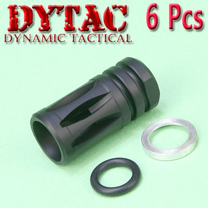 Dytac Flash Hider(6 Pcs) / B Type
