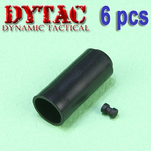 Dytac Hop Up Rubber / 6 pcs