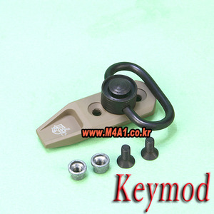 KAC Keymod QD Swivels / TAN
