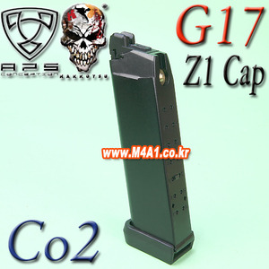 APS Z1 Cap (G17) Magazine / Co2