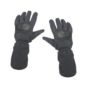 Kevlar Furry Gloves (Black)