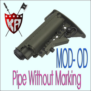 Carbine MOD Stock - OD (Pipe Without Marking)