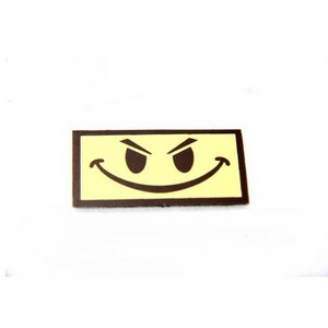 Funny Patch - Yellow