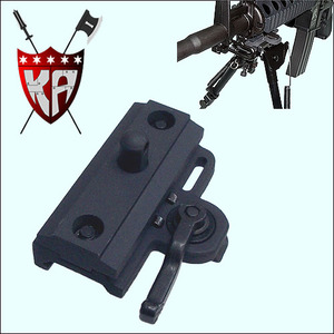 QD Bipod Adapter-Swing Type