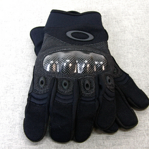 Factory Pilot Gloves(Black)