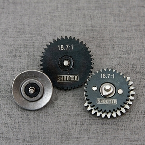 Carbon Steel Original Gear Set (Mechanical)