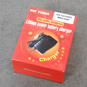 12.8V Lithium Battery Charger(전용)