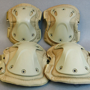 Elbow & Knee Pads (TAN)