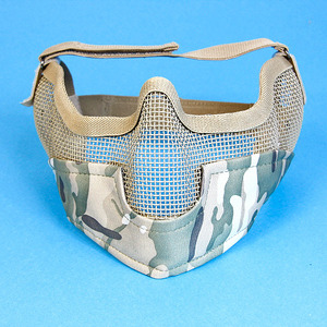 Double Mesh Mask / Multcam
