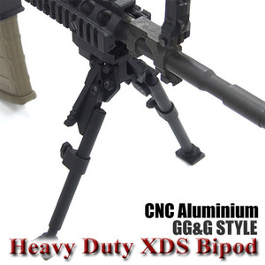 GG&G Heavy Duty XDS Bipod / Full CNC