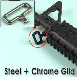 Chrome Sling Swivels