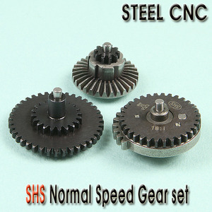 SHS Normal Speed Gear set / Steel CNC