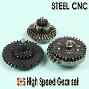 SHS High Speed Gear set / Steel CNC