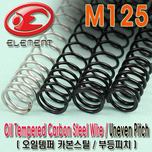 Oil Tempered Wire Spring / M125