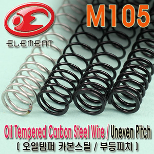 Oil Tempered Wire Spring / M105