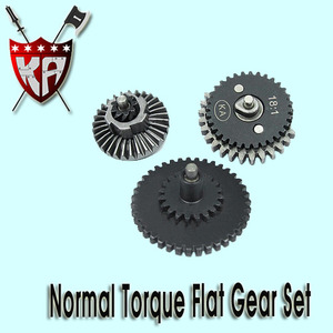 Normal Torque Flat Gear Set