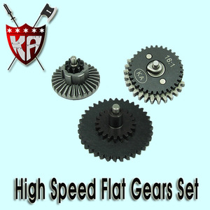 High Speed Flat Gear Set