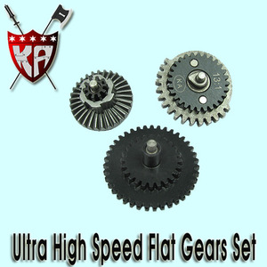 Ultra High Flat Speed Gear Set