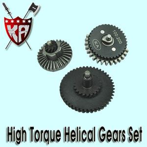 High Torque Helical Gear Set