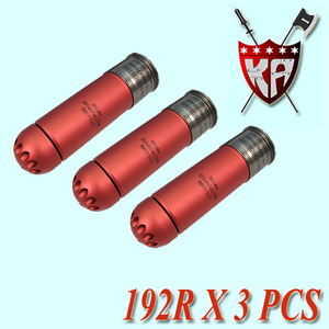 192R Cartridge XM1060 / 3 Pcs