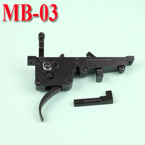 MB-03 Metal Trigger Set