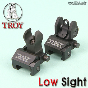 Troy Folding Battle Low Sight