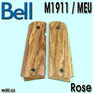M1911 Wood Grip / Rose