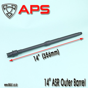 "APS 14"" Outer Barrel"