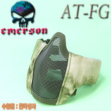 PDW Half Mesh Mask / AT-FG