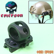 Helmet Flash Mount / BK