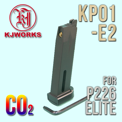 P226 Elite / KP01-E2 Co2 Magazine