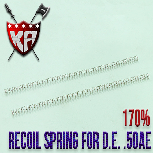 Recoil Spring for Desert Eagle 50AE / 170%