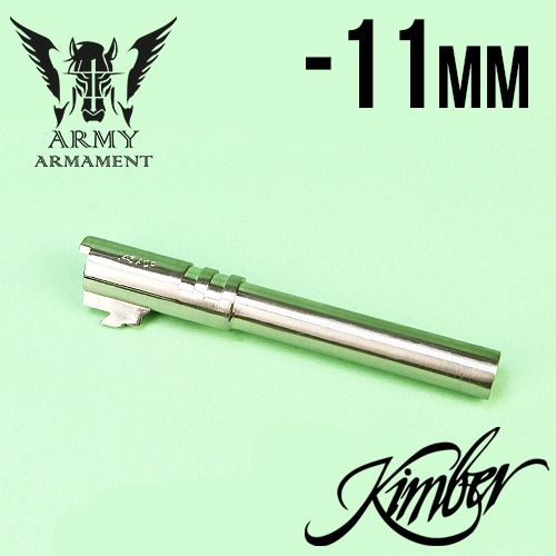 Kimber Outer Barrel / Silver