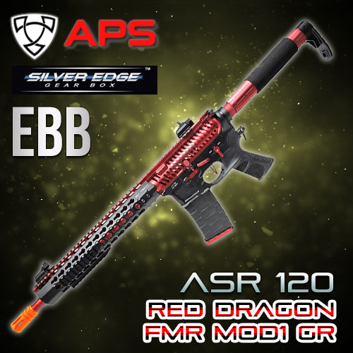 [EBB] Red Dragon FMR MOD1 RB / ASR120